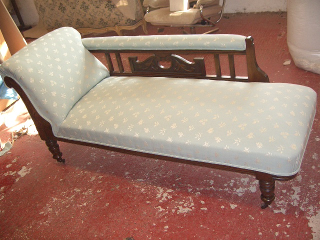 CIMG2521 : edwardian chaise longue - Sectionals, Sofas & Couches